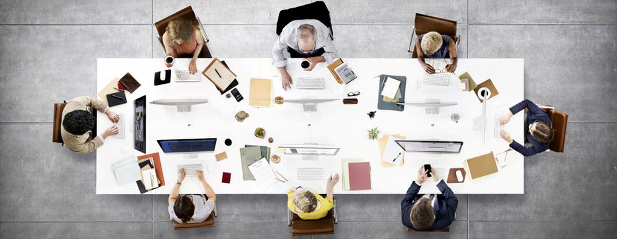 Collaboration - Experten teilen Wissen
