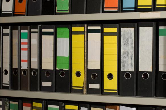 Dokumentenmanagement, Ende des Datenfriedhofs
