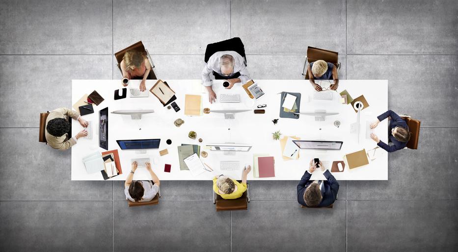 Digitalisierung der Zusammenarbeit