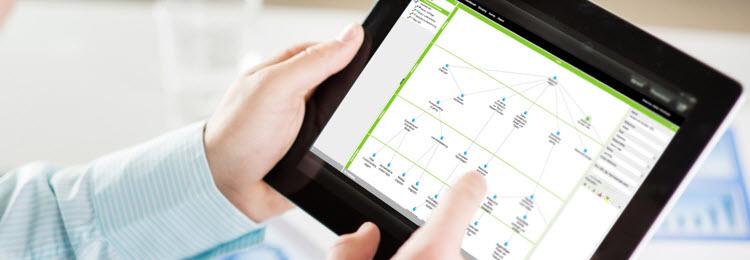 Software für strategisches Management: ValueMiner verschafft Überblick durch einzigartige Visualisierung